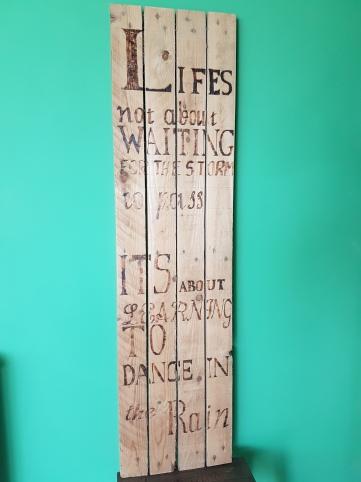 Personalised Wall Hanger £25 - £45