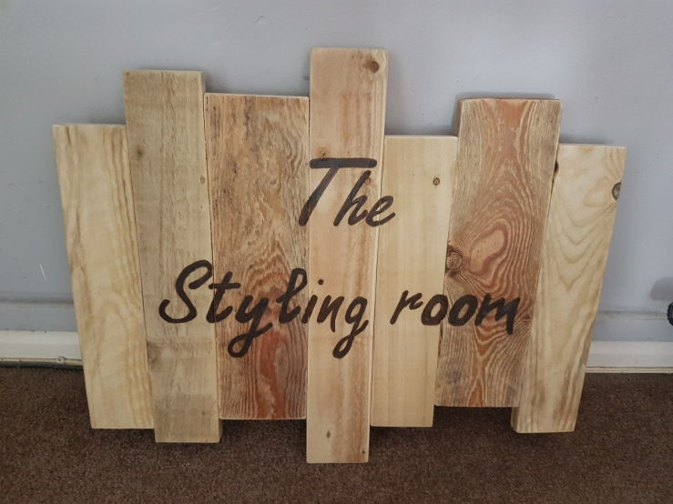 Personalised Signs £20-£40