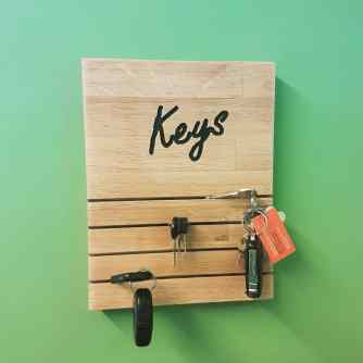 Key Holder £30